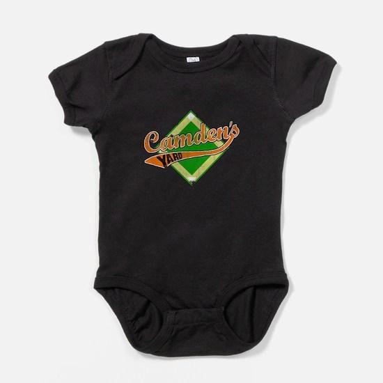 Cute Camden yards Baby Bodysuit