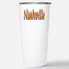 Nashville Flame Travel Mug