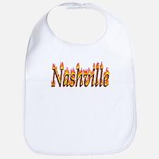 Nashville Flame Bib