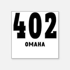 402 Omaha Sticker