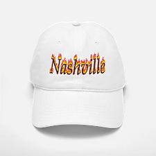 Nashville Flame Baseball Baseball Baseball Cap