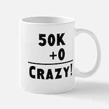 50K Runners Mugs