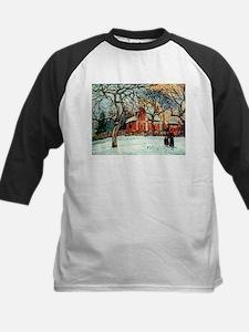 Camille Pissarro - Chestnut Trees, Baseball Jersey