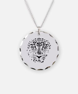Cool Cat face Necklace