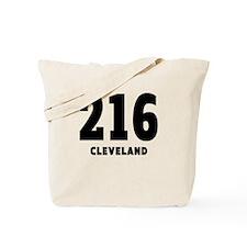 216 Cleveland Tote Bag