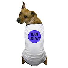Team Britney Dog T-Shirt