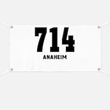 714 Anaheim Banner