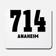 714 Anaheim Mousepad