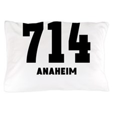 714 Anaheim Pillow Case
