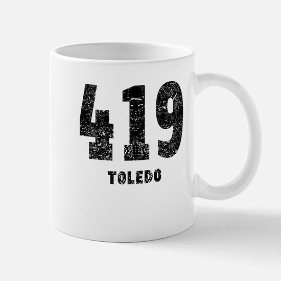 419 Toledo Distressed Mugs