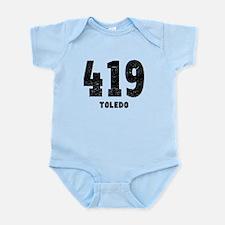 419 Toledo Distressed Body Suit