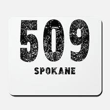 509 Spokane Distressed Mousepad