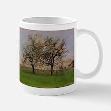 Camille Pissarro - Apples Trees at Pontoise Mugs