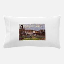 Camille Pissarro - Kitchen Gardens at Pillow Case