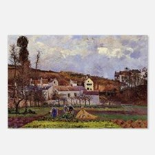 Camille Pissarro - Kitche Postcards (Package of 8)