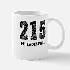 215 Philadelphia Distressed Mugs