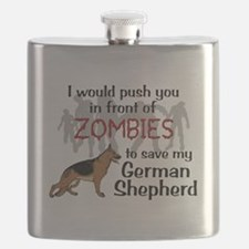 GSD vs Zombies Flask