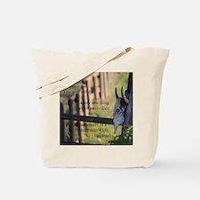 Havamal Saying Tote Bag