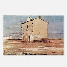 Giovanni Fattori - Der Sc Postcards (Package of 8)