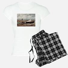 Giovanni Fattori - Der grau Pajamas