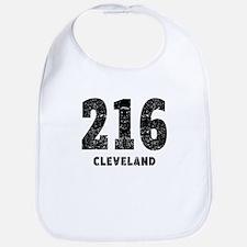 216 Cleveland Distressed Bib
