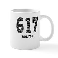 617 Boston Distressed Mugs