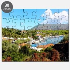 Greek View Puzzle