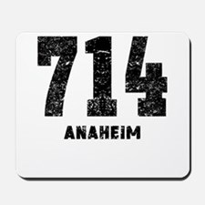 714 Anaheim Distressed Mousepad