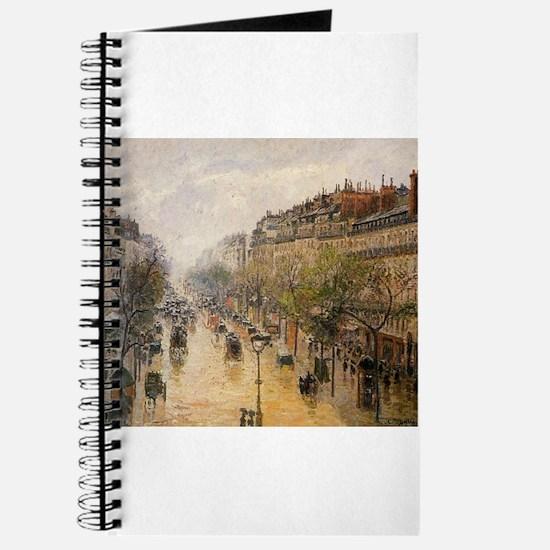 Camille Pissarro - Boulevard Montmartre Sp Journal