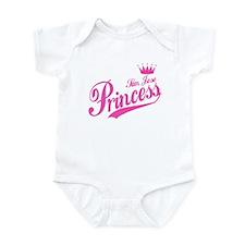 San Jose Princess Infant Bodysuit