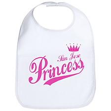 San Jose Princess Bib