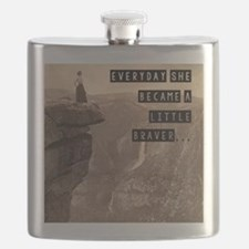 Be Brave Flask