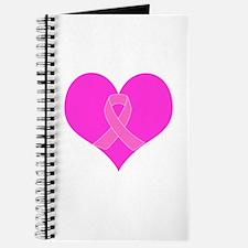 Ribbon Heart Charity Design Journal