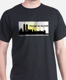 Cute Twin tower T-Shirt