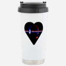 911 Dispatcher (Heart) Travel Mug