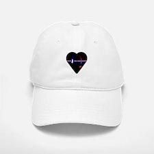 911 Dispatcher (Heart) Baseball Baseball Baseball Cap