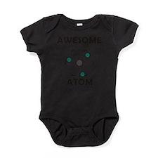 Cute Atheism Baby Bodysuit