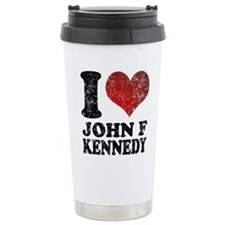 Unique Kennedy Travel Mug