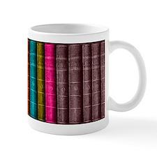 VINTAGE BOOKS one shelf Mugs