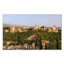 Alhambra palace Decal