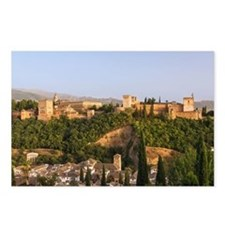 Alhambra palace Postcards (Package of 8)