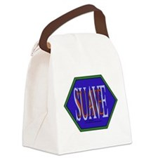 Suave Canvas Lunch Bag