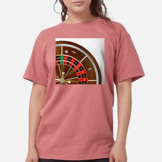 Roulette Wheel Spin T-Shirt
