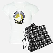 Vegan dinosaur Pajamas