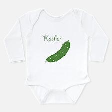 Funny Yom kippur Long Sleeve Infant Bodysuit