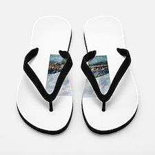 Eugene Boudin - Cherbourg Flip Flops