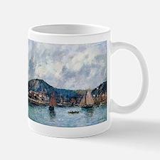 Eugene Boudin - Cherbourg Mugs