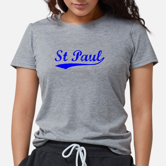 Vintage St Paul (Blue) T-Shirt