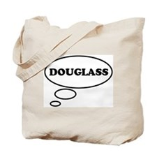 Thinking of DOUGLASS Tote Bag