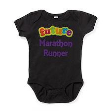 Unique Marathon Baby Bodysuit